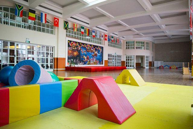 China by Teaching nursery