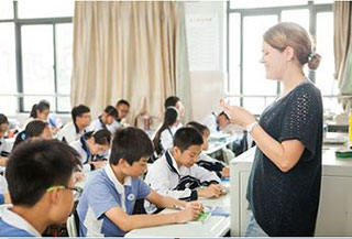 Gold Star TEFL Recruitment teacher