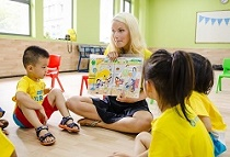 Gold Star TEFL Recruitment kids