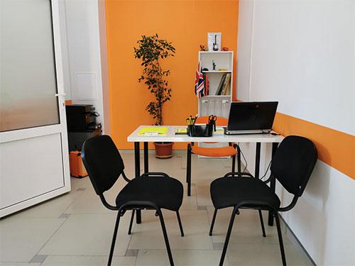 LEDGER desk