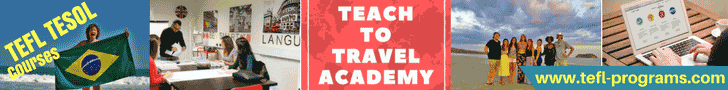 Teach to Travel