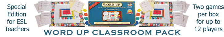 Word Up - World's Favourite ESL Game