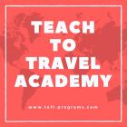 Teach to Travel Academy China