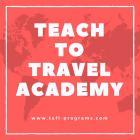Teach to Travel Academy Madrid