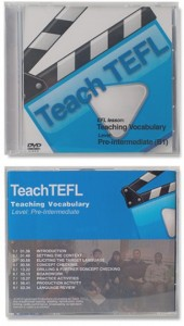 Teach TEFL DVD - Teaching Vocabulary