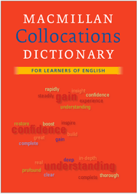 Macmillan Collocations Dictionary