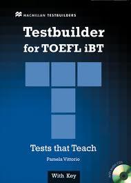Testbuilder for TOEFL iBT
