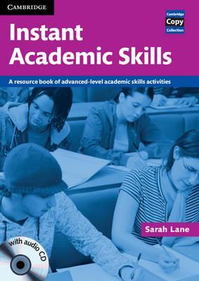 Instant Academic Skills
