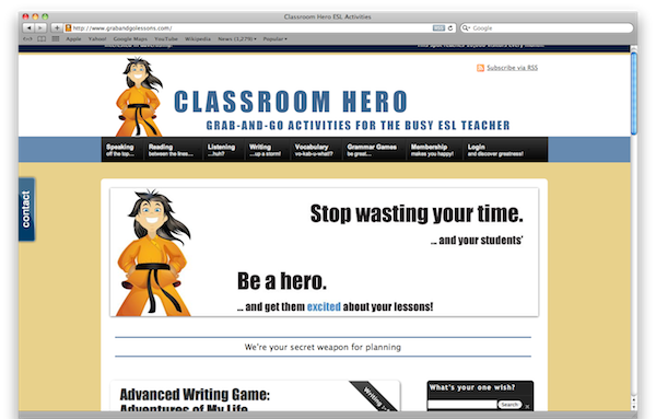 Classroom Hero
