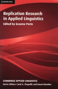Replication Research in Applied Linguistics