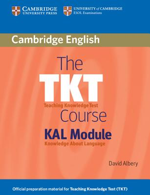 The TKT Course: KAL Module