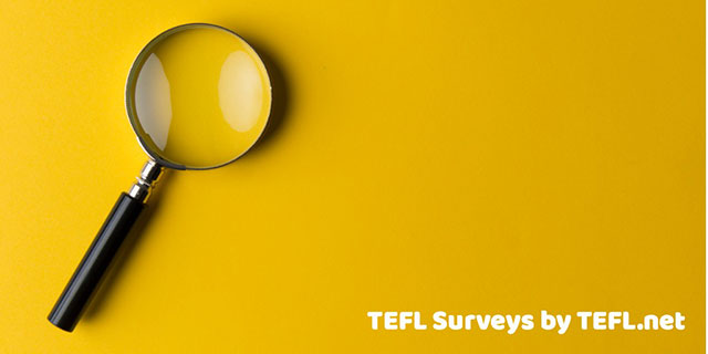 TEFL Surveys by TEFL.net