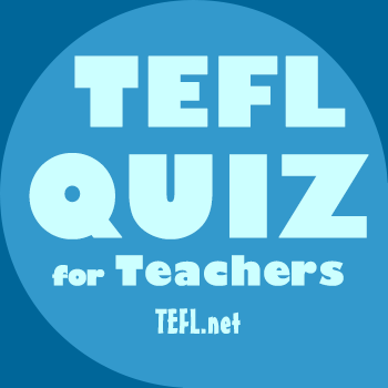 TEFL.net Quiz for TEFL Teachers