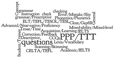 Common Confusions in TEFL