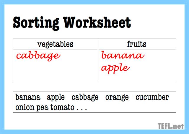 Guide to ESL Worksheets – Esl Worksheet